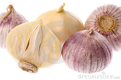 Fragrant Garlic
