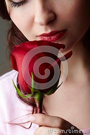 Fragrância de Rosa