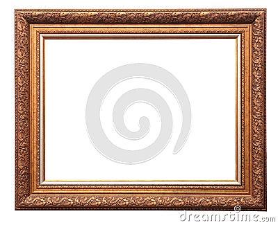 Frame from baguette