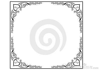 Frame and borders page decoration