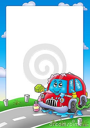 Invitacion Para Car Wash