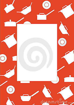 Free Frame Cooking Color 01 Royalty Free Stock Photos - 10484248