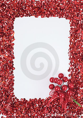 Frame da decoração do Natal