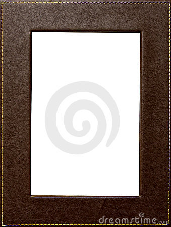 Frame de couro