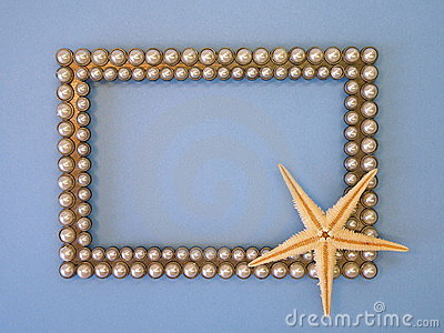 Frame and fish star