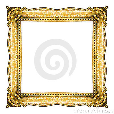 Frame in Gold