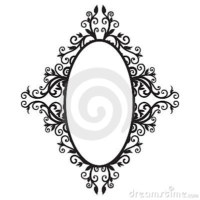 Free Frame Ornament-01 Royalty Free Stock Images - 23657569
