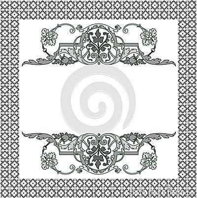 Frame patterns