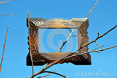 Frame for photography