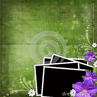 Frame for  photos