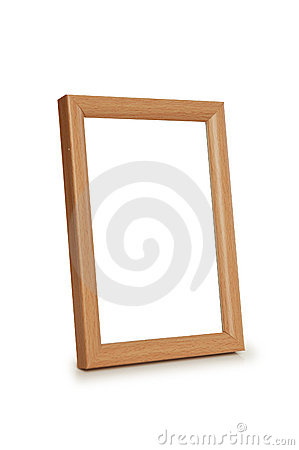 Frame of the picture with space