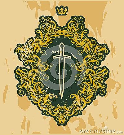 Frame Rococo III