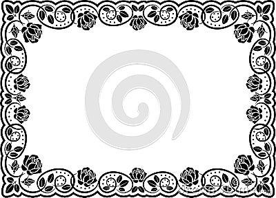Frame rozen