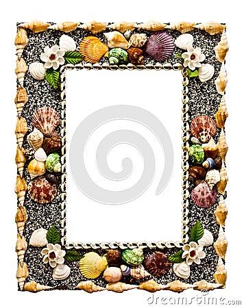 Frame shell