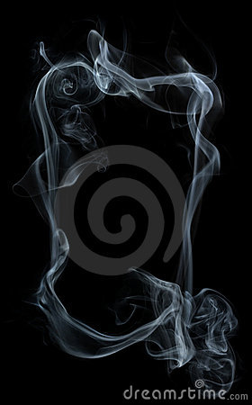 Frame of smoke