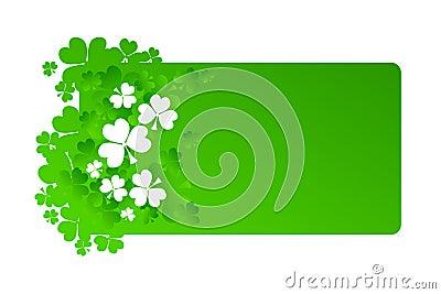 Frame for St Patrick s Day