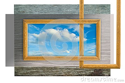 Frame of vision