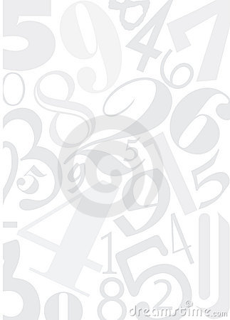 Free Frame With Numbers Royalty Free Stock Image - 2699126