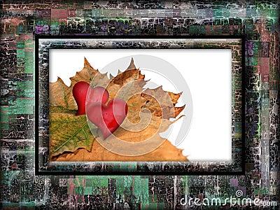 Framed fall