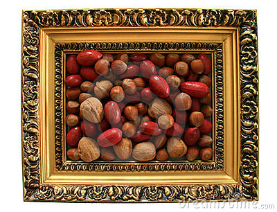 Framed Mixed Nuts.