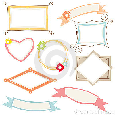 Frames and border