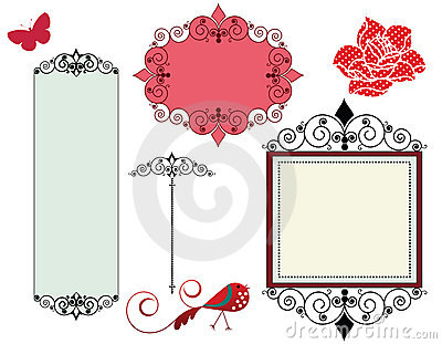 Frames and Design Elements