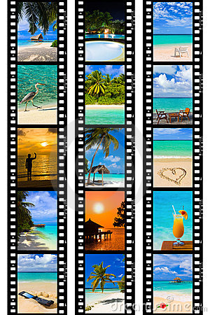 Free Frames Of Film - Nature And Travel (my Photos) Royalty Free Stock Photography - 14721367