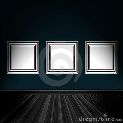 Free Frames On Wall Stock Photos - 8026713
