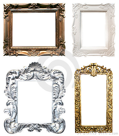 Frames for portraits