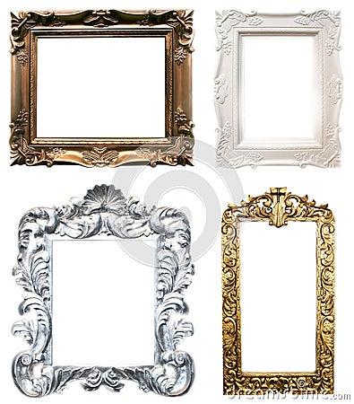 Frames for portraits