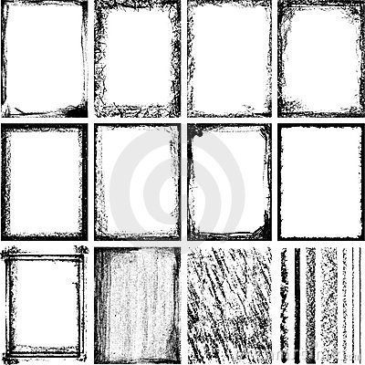 Frames and Textures 2