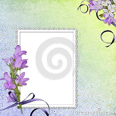 Framework for invitation or congratulation.