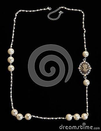 Framework. necklace