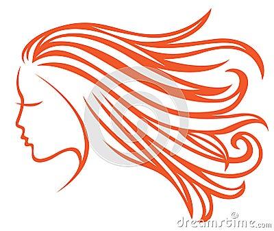 Framkallande hår