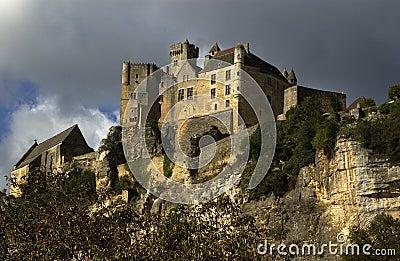 France, castle of Beynac