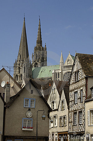 France, Chartres