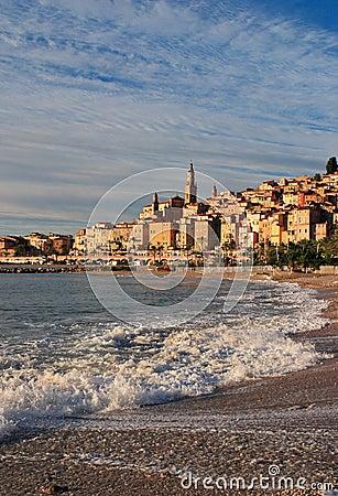 France Cote D Azur Menton