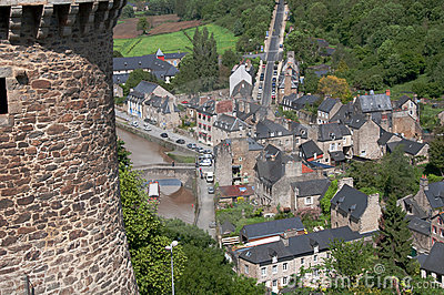 France: Dinan Valley & St. Catherine s Tower