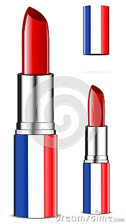 France lipsticks