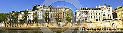 France miasta Paris panoramiczny widok