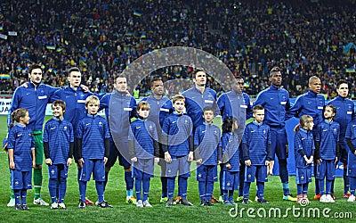 France National football team players