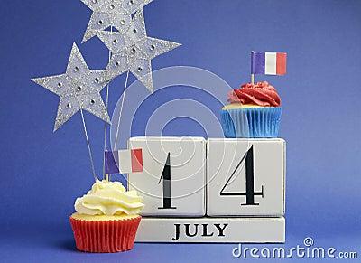 France National holiday calendar, 14 July, Fourteenth of July, Bastille Day