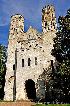 France, Normandie: Abbey of Jumieges