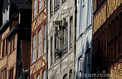 France, Normandy, Rouen