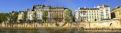 France, Paris: panoramic city view