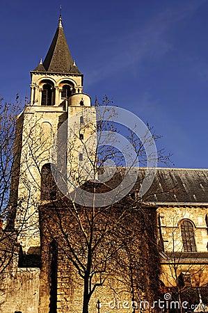 Free France, Paris: Saint Germain Des Pres Stock Photo - 5775590