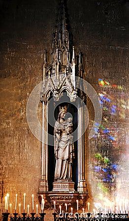 Free France, Paris: Saint Germain Des Pres Royalty Free Stock Images - 5775639