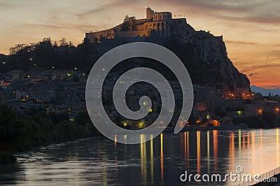 France - Provence - Sisteron