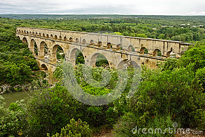France s Ancient Pont du Gard