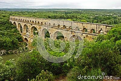 France s Ancient Pont du Gard